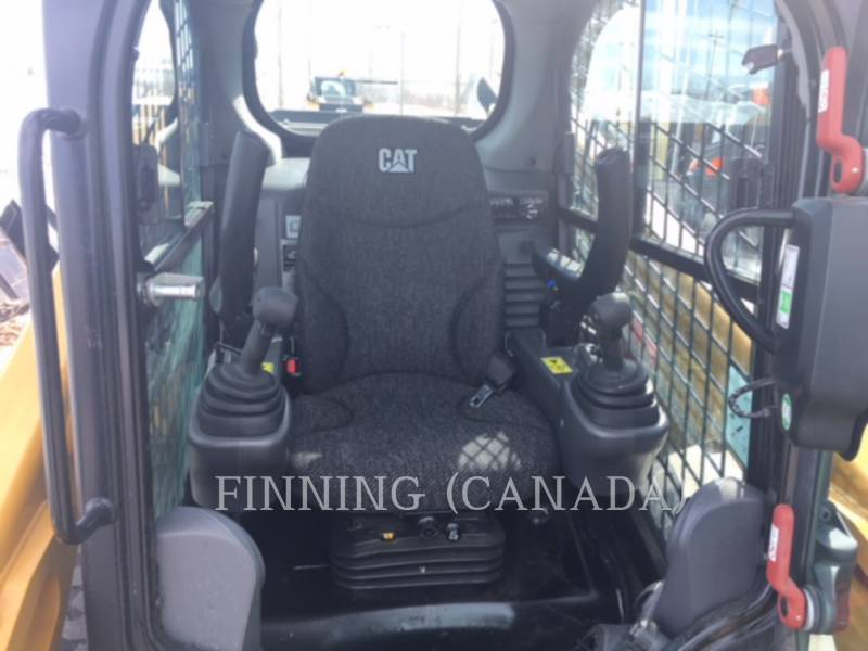 CATERPILLAR PALE COMPATTE SKID STEER 246D equipment  photo 5