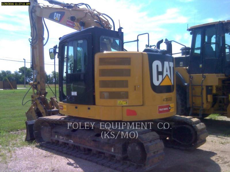 CATERPILLAR TRACK EXCAVATORS 314ELCR9 equipment  photo 4