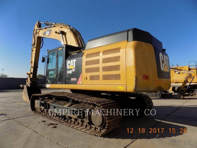 CATERPILLAR TRACK EXCAVATORS 349EL    P equipment  photo 3