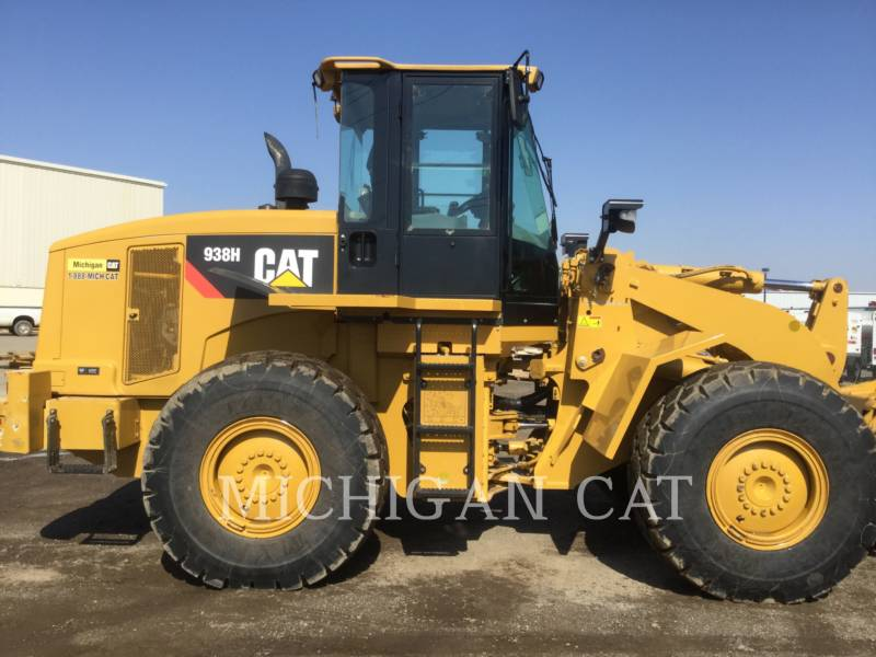 CATERPILLAR WHEEL LOADERS/INTEGRATED TOOLCARRIERS 938H 3RQ+ equipment  photo 8