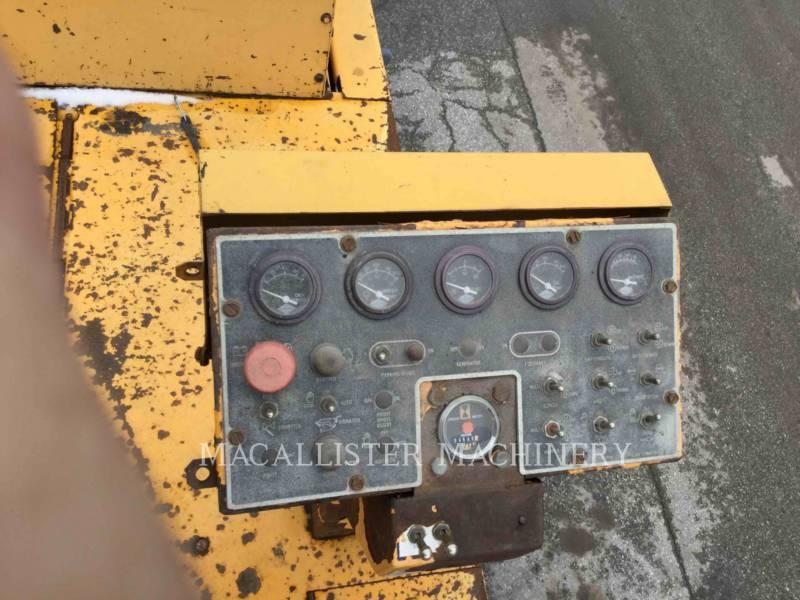 BLAW KNOX / INGERSOLL-RAND ASPHALT PAVERS PF 5510 equipment  photo 19