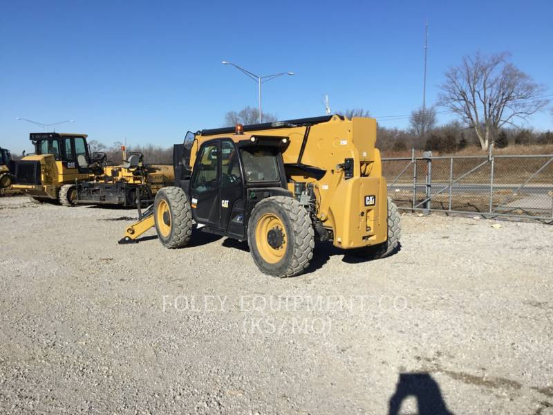JLG INDUSTRIES, INC. TELEHANDLER TL1255D equipment  photo 4