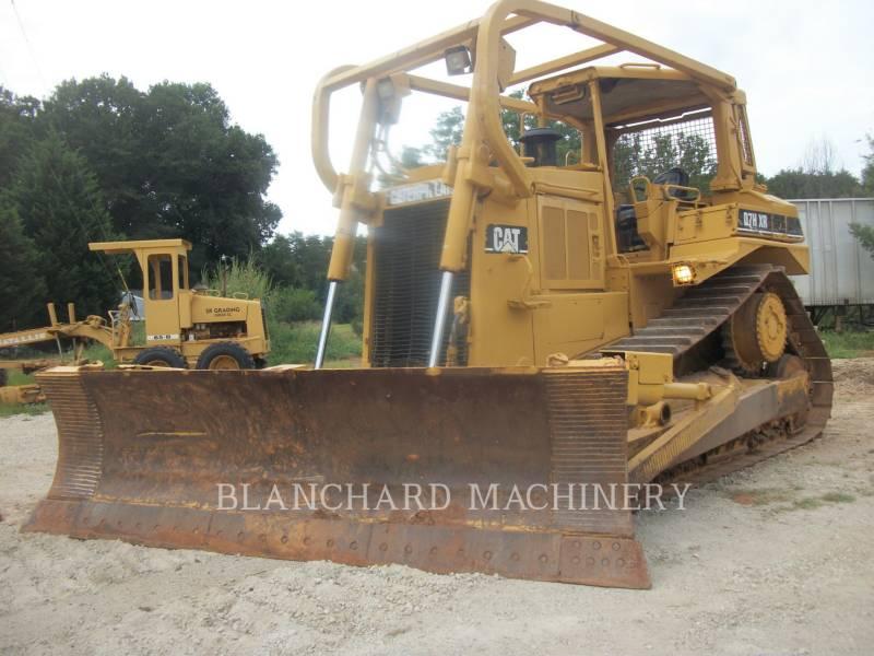 CATERPILLAR TRACK TYPE TRACTORS D7H equipment  photo 2