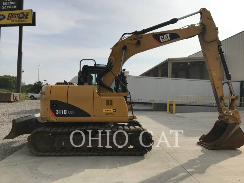 CATERPILLAR TRACK EXCAVATORS 311DLRR equipment  photo 5