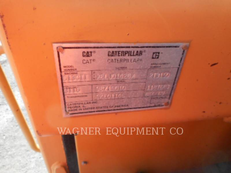 CATERPILLAR DECAPEUSES AUTOMOTRICES 613C II equipment  photo 2