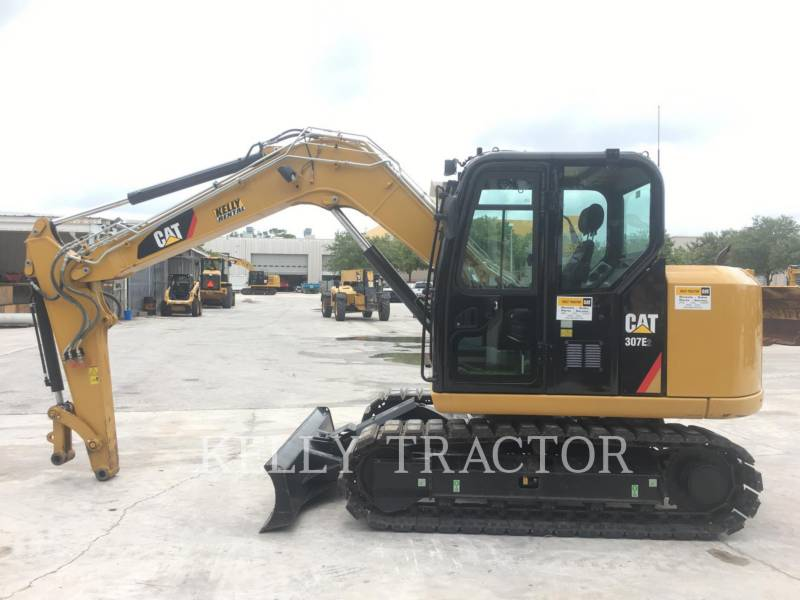 CATERPILLAR TRACK EXCAVATORS 307E2 equipment  photo 7