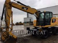 Equipment photo CATERPILLAR M318F KOPARKI KOŁOWE 1