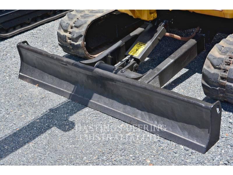 CATERPILLAR TRACK EXCAVATORS 304ECR equipment  photo 8