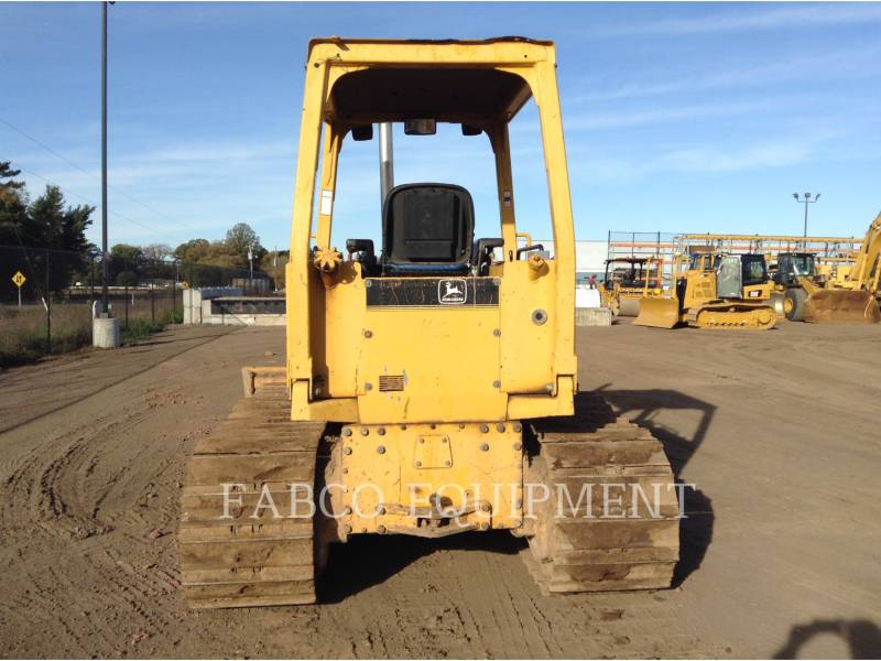 JOHN DEERE TRATORES DE ESTEIRAS 650G equipment  photo 6