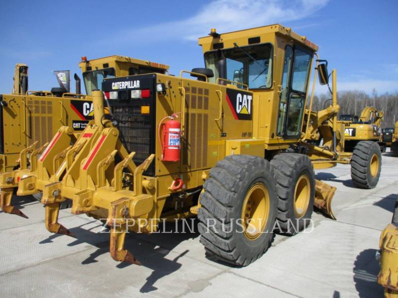 CATERPILLAR RÓWNIARKI SAMOBIEŻNE 140K equipment  photo 4