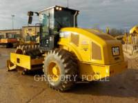 CATERPILLAR VIBRATORY SINGLE DRUM PAD CP-56B equipment  photo 9