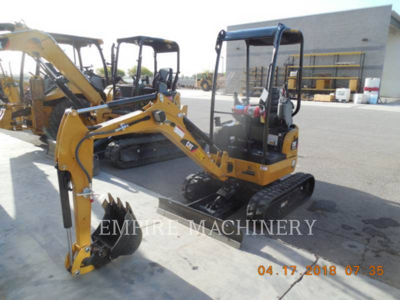 CATERPILLAR EXCAVADORAS DE CADENAS 301.7DCR equipment  photo 4