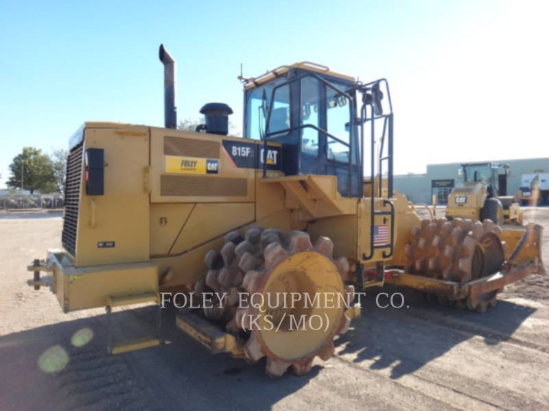 CATERPILLAR WALCE 815F2 equipment  photo 3