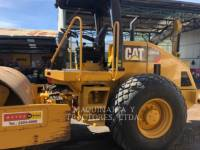 Equipment photo CATERPILLAR CS-533E COMPACTADORES DE SUELOS 1