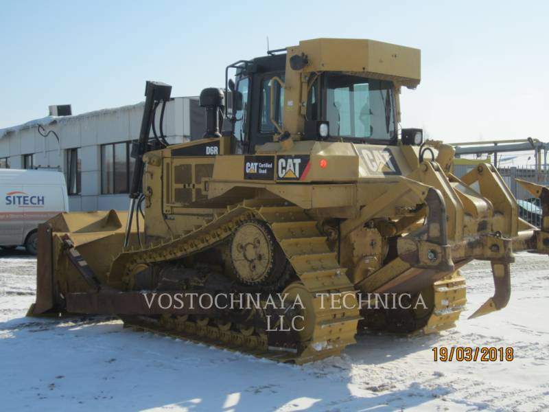 CATERPILLAR MINING TRACK TYPE TRACTOR D 6 R equipment  photo 2
