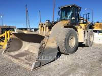 CATERPILLAR RADLADER/INDUSTRIE-RADLADER 980K AOR T equipment  photo 1