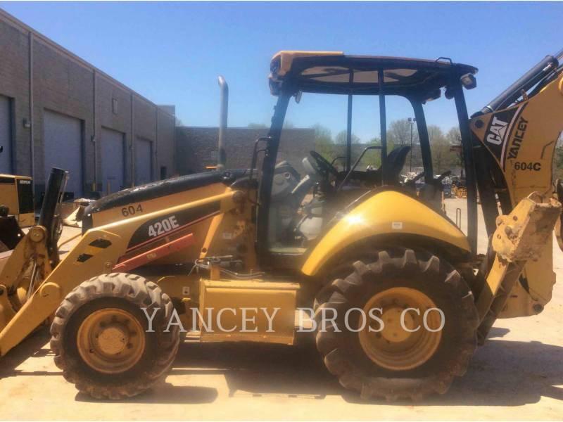 CATERPILLAR RETROEXCAVADORAS CARGADORAS 420E 4X4 equipment  photo 2