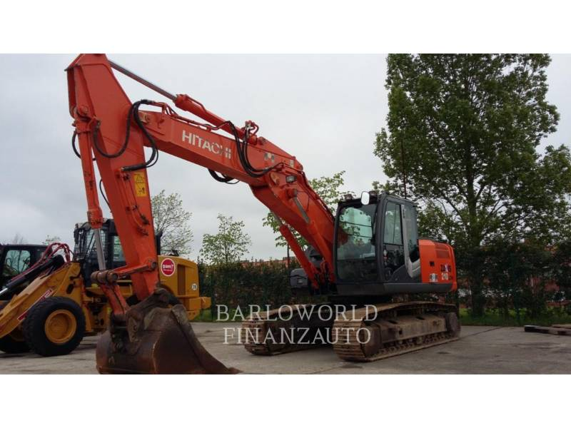 HITACHI EXCAVADORAS DE CADENAS ZX210 equipment  photo 3