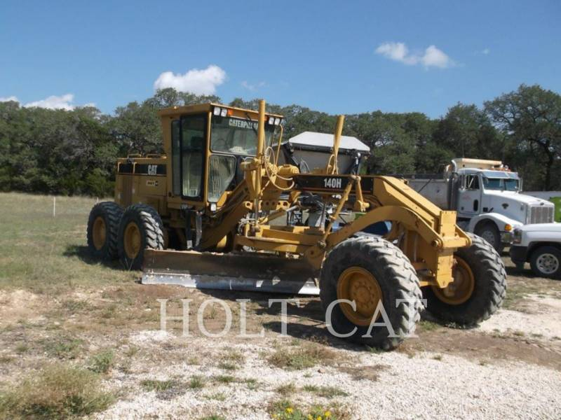 CATERPILLAR NIVELEUSES 140H equipment  photo 1