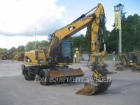 Equipment photo CATERPILLAR M 313 D EXCAVADORAS DE RUEDAS 1