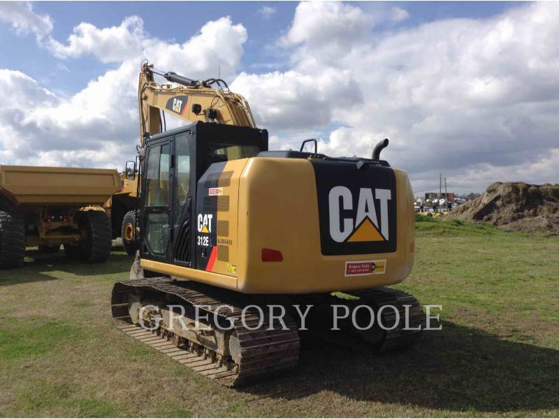 CATERPILLAR KOPARKI GĄSIENICOWE 312E L equipment  photo 2