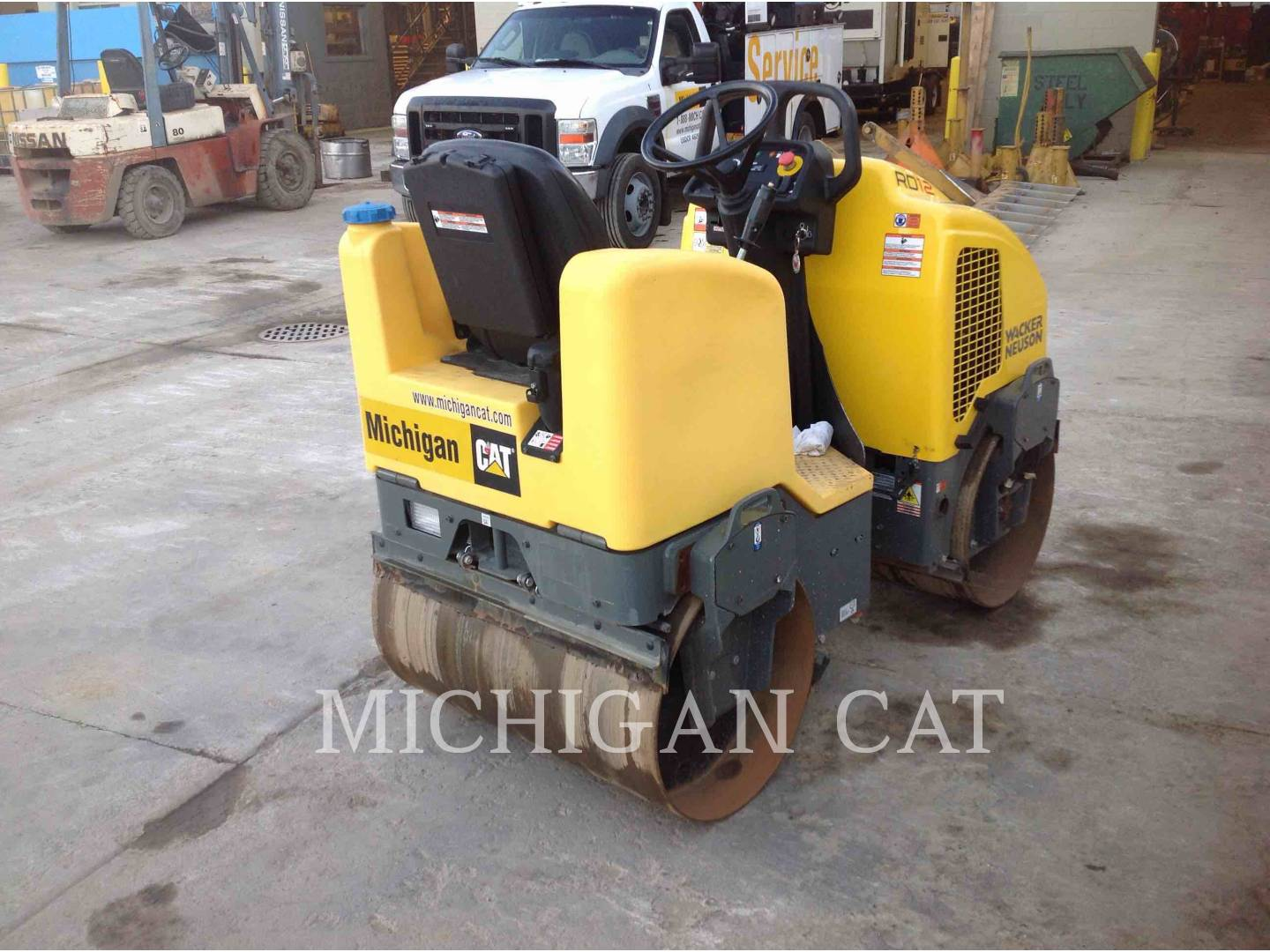 Detail photo of 2015 Wacker Neuson RD12A-90 from Construction Equipment Guide