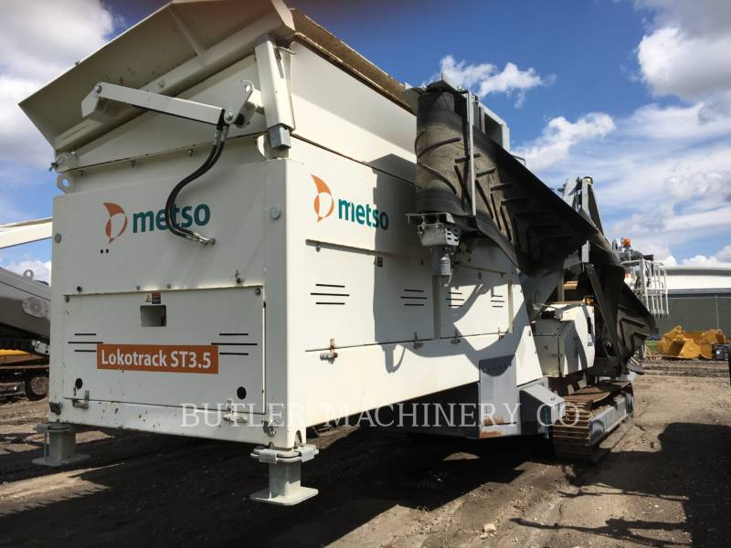 METSO CRIBAS ST3.5LOKOT equipment  photo 1