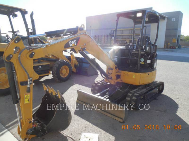 CATERPILLAR PELLES SUR CHAINES 303E OR equipment  photo 4