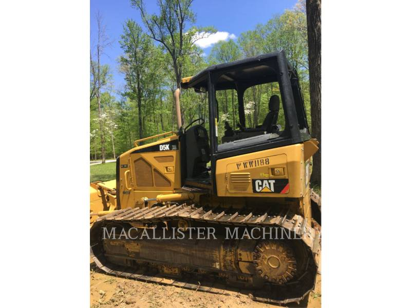 Caterpillar TRACTOARE CU ŞENILE D5KXL equipment  photo 1