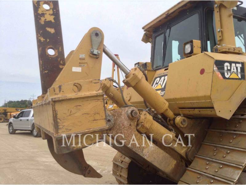 CATERPILLAR KETTENDOZER D8T CR equipment  photo 18