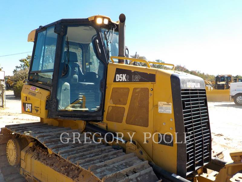 CATERPILLAR CIĄGNIKI GĄSIENICOWE D5K2LGP equipment  photo 6