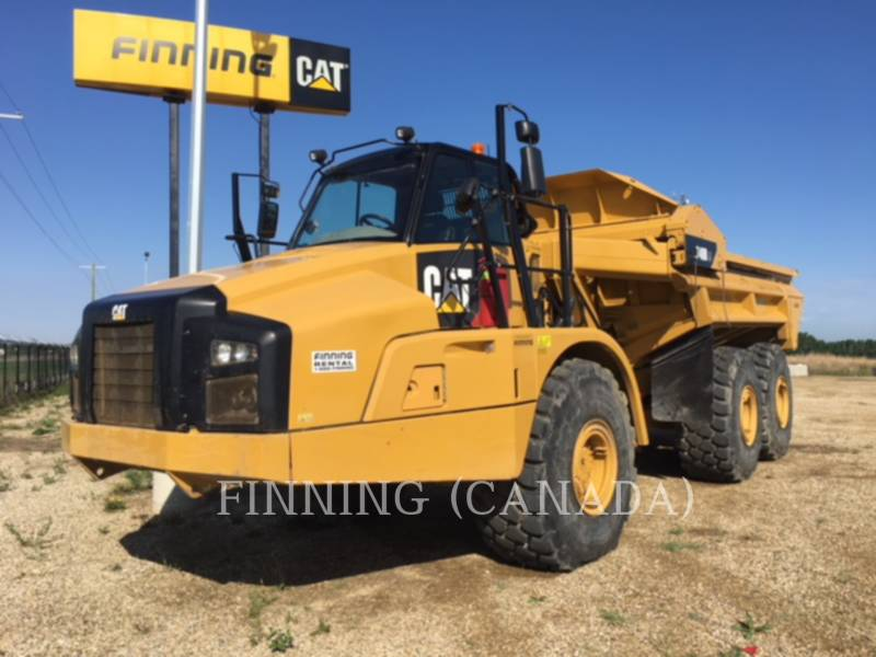 CATERPILLAR DUMPER ARTICOLATI 740BEJ equipment  photo 1