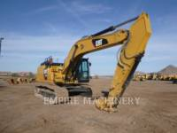 CATERPILLAR KETTEN-HYDRAULIKBAGGER 330FL equipment  photo 1