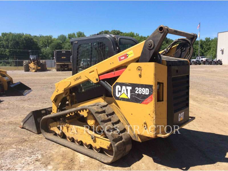 CATERPILLAR CARGADORES MULTITERRENO 289D AH equipment  photo 4