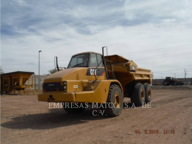 CATERPILLAR DUMPER ARTICOLATI 740 EJECTOR equipment  photo 4