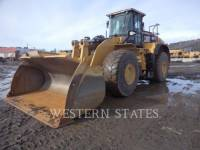 CATERPILLAR CARGADORES DE RUEDAS 980M equipment  photo 1