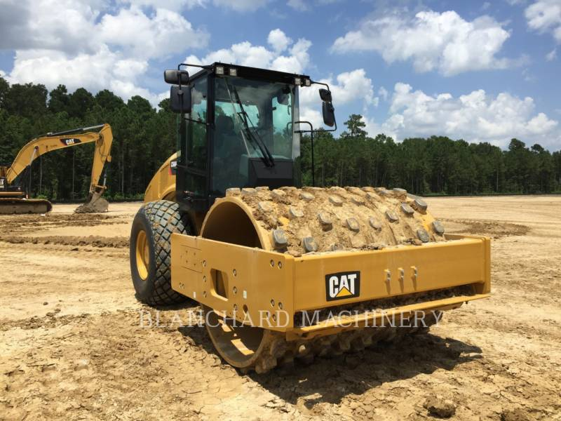 CATERPILLAR COMPACTEUR VIBRANT, MONOCYLINDRE LISSE CS66B equipment  photo 2