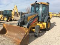 Equipment photo DEERE & CO. 310SK 4WD BAGGERLADER 1