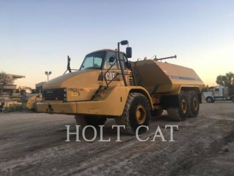 CATERPILLAR ARTICULATED TRUCKS 740EJ equipment  photo 1