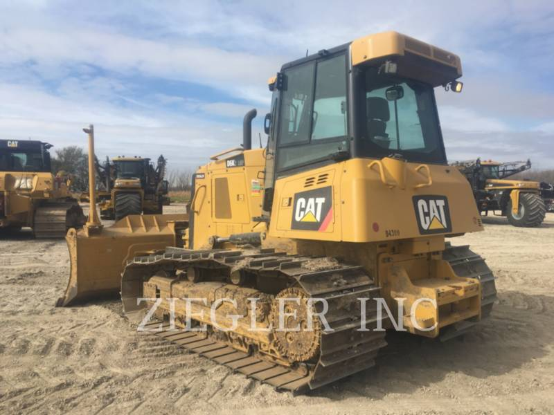 CATERPILLAR TRACK TYPE TRACTORS D6K2LGPA equipment  photo 2