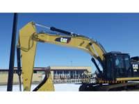 CATERPILLAR TRACK EXCAVATORS 349E equipment  photo 7