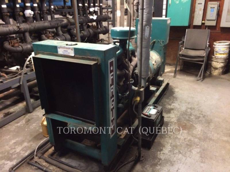 FORD STATIONARY GENERATOR SETS 380 DFO-6005E-SOC 30 equipment  photo 1