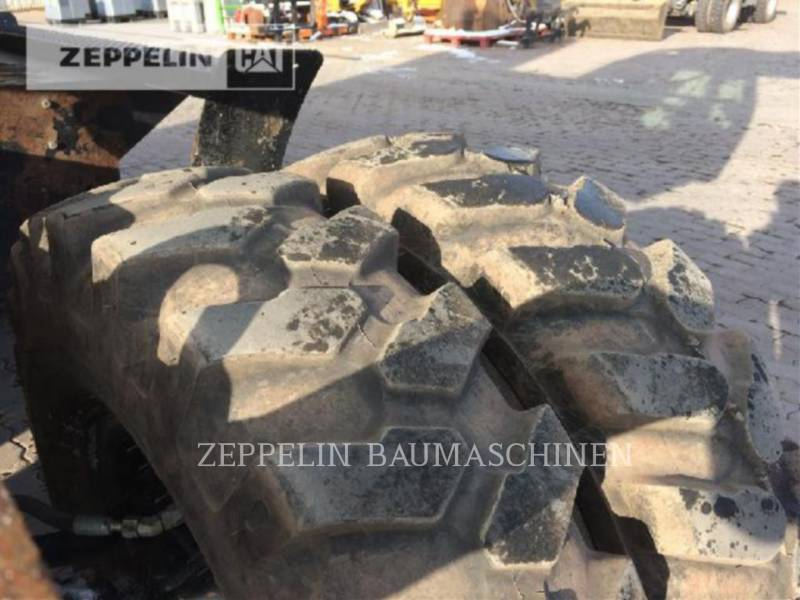CATERPILLAR WHEEL EXCAVATORS M316D equipment  photo 12