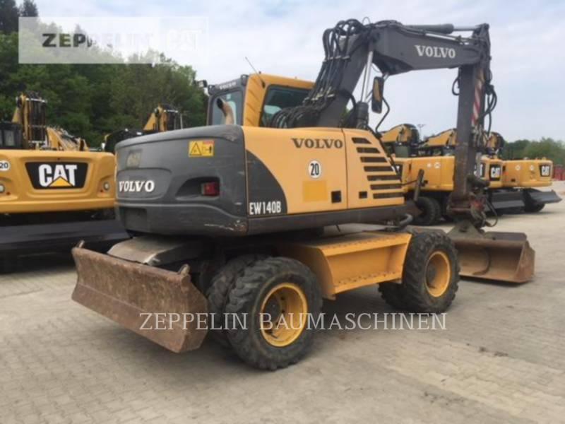 VOLVO CONSTRUCTION EQUIPMENT MOBILBAGGER EW140B equipment  photo 4
