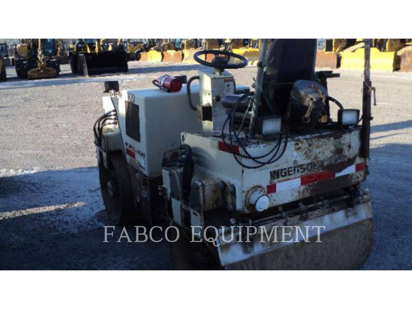 Detail photo of 1998 Ingersoll Rand DD24 from Construction Equipment Guide
