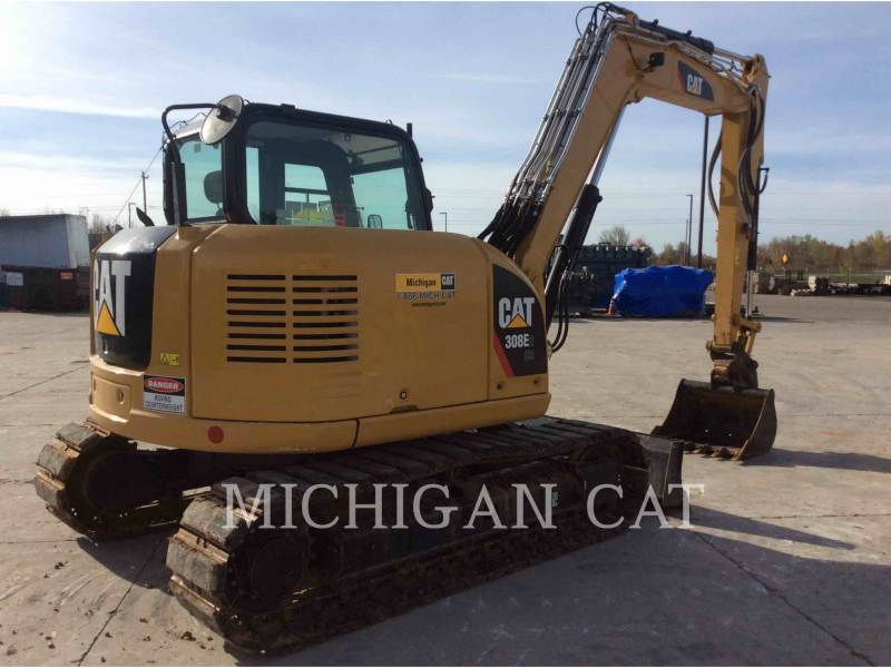 Caterpillar EXCAVATOARE PE ŞENILE 308E2 RBQ equipment  photo 4