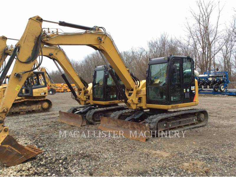 CATERPILLAR トラック油圧ショベル 308E equipment  photo 1