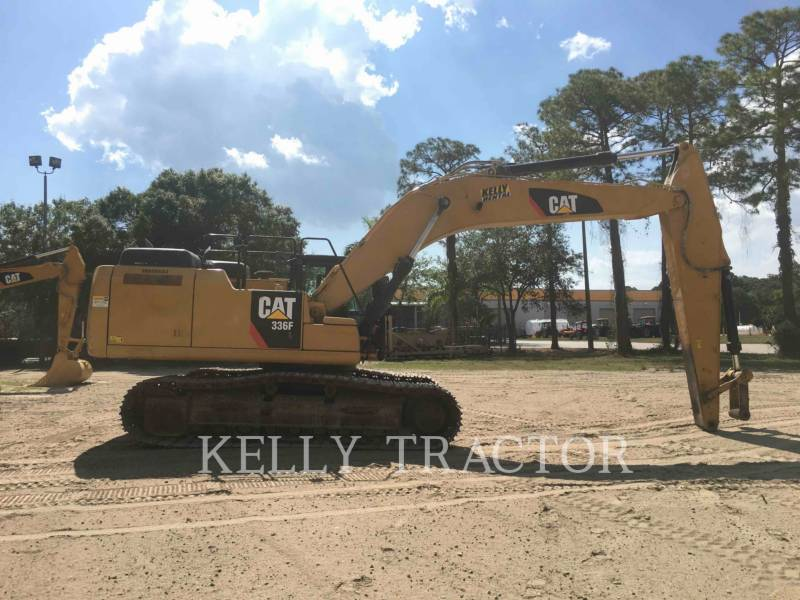 CATERPILLAR EXCAVADORAS DE CADENAS 336FL equipment  photo 8