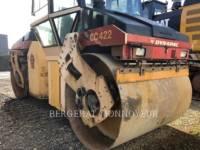 DYNAPAC COMPACTORS CC422 equipment  photo 2