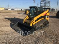 Equipment photo CATERPILLAR 287D CHARGEURS TOUT TERRAIN 1